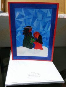 Holly Xmas Card 2