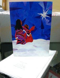 Northern Star Xmas Card 3