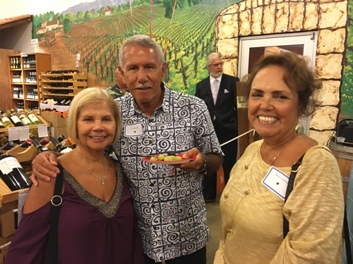 Thank you to all who joined us at our Wine Tasting Fundraiser 10/11/16