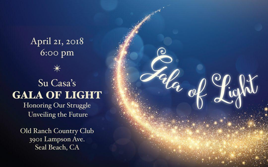 Su Casa's Gala of Light