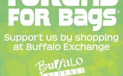Buffalo Exchange Token for Bags
