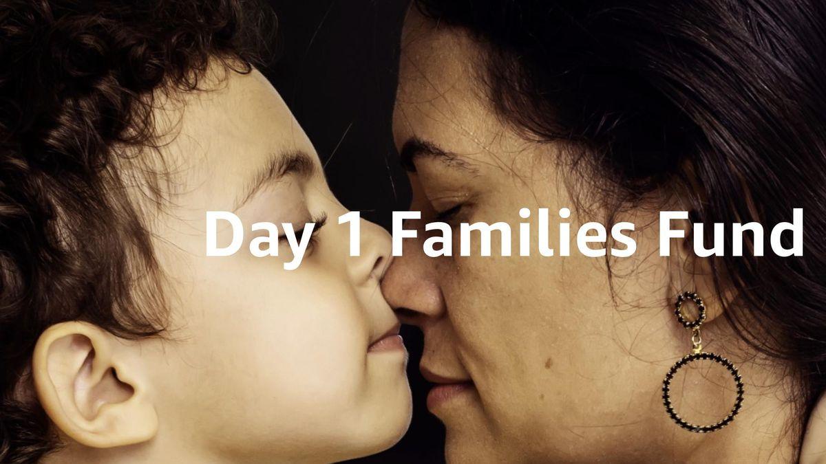 Jeff Bezos Day One Family Fund